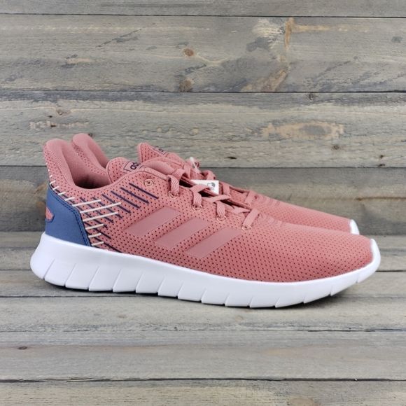 New adidas Asweerun Women's Running Shoes Rawpink